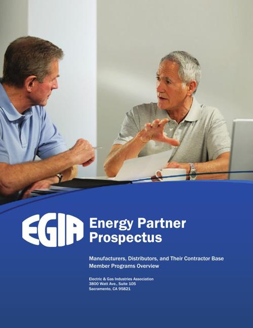 EGIA Energy Partner Prospectus