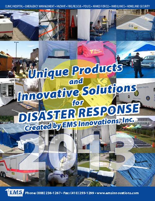 EMS Innovations Catalog 2013