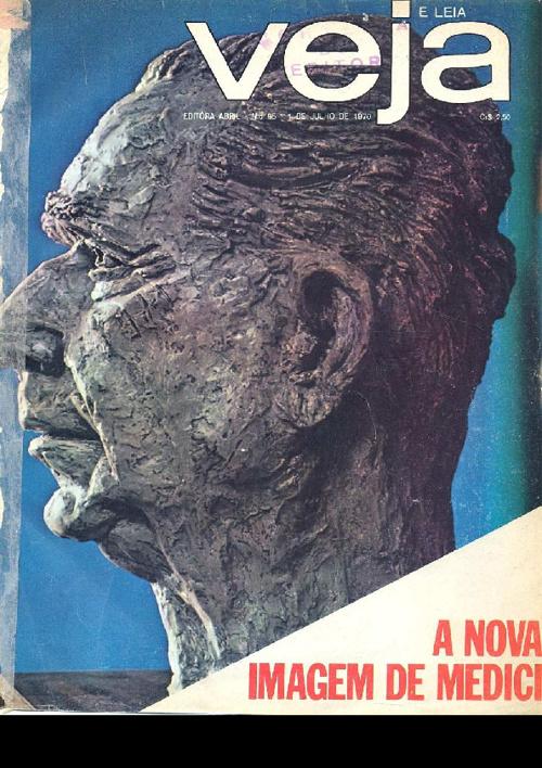 Veja - Edição 95 - 1º de julho de 1970