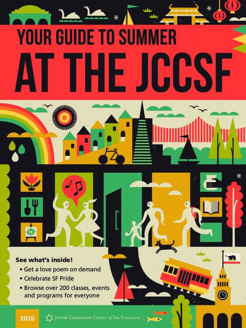 JCCSF Summer Guide 2016