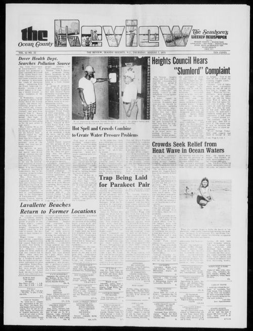 Review August 1975