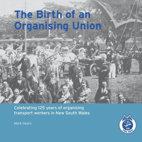 Draft of The Birth of an Organising Union