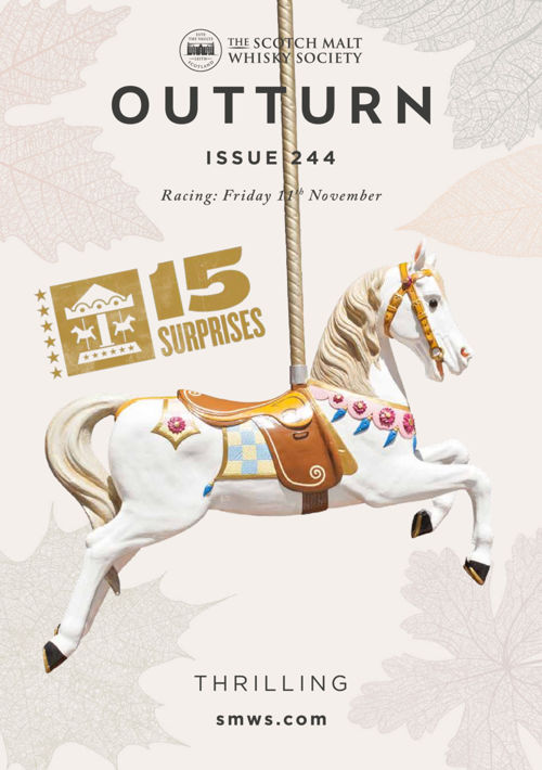 SMWS Outturn November 16-3 Thrilling - English