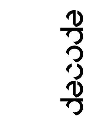Decode 2012