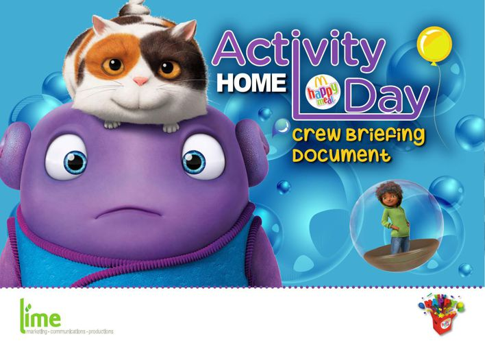 MCD Lime Briefing Document HOME - Full Activity Days