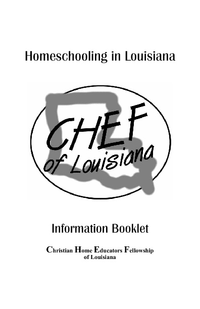 CHEF Info Booklet