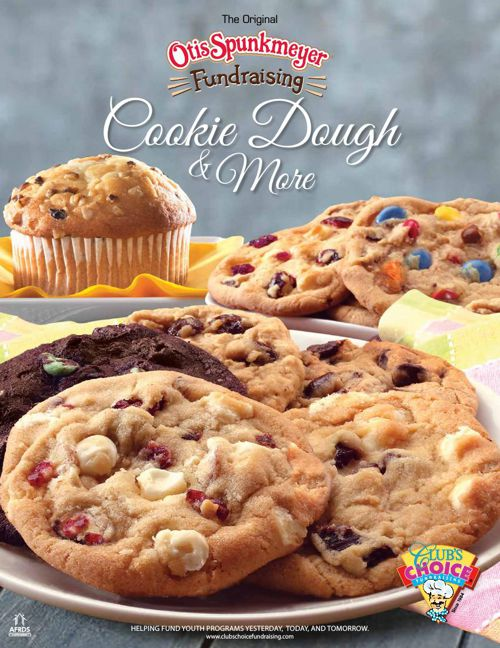Cookie Dough and More 2015