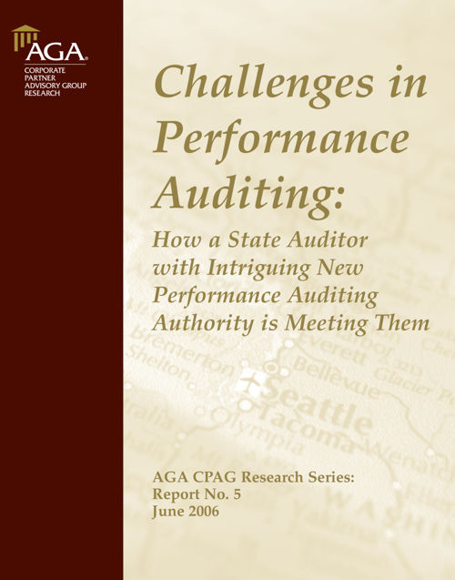 Challenges Auditing June 2006