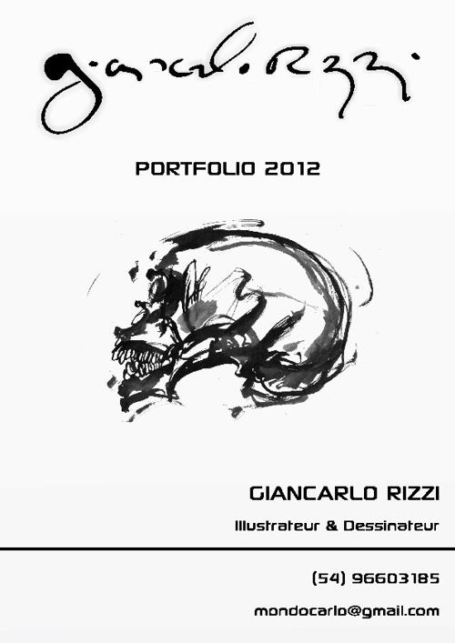 Giancarlo Rizzi - Portfolio DX