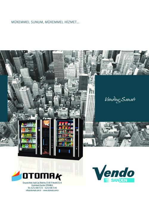 SandenVendo Turkish Catalog