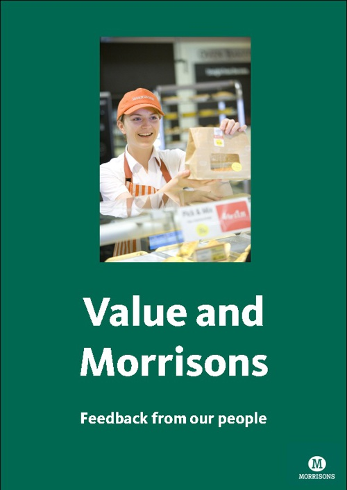 value and morrisons