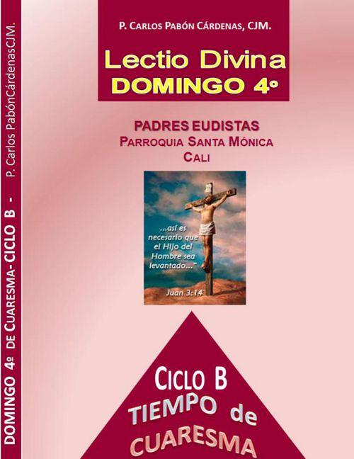 DOMINGO 4º DE CUARESMA CICLO B