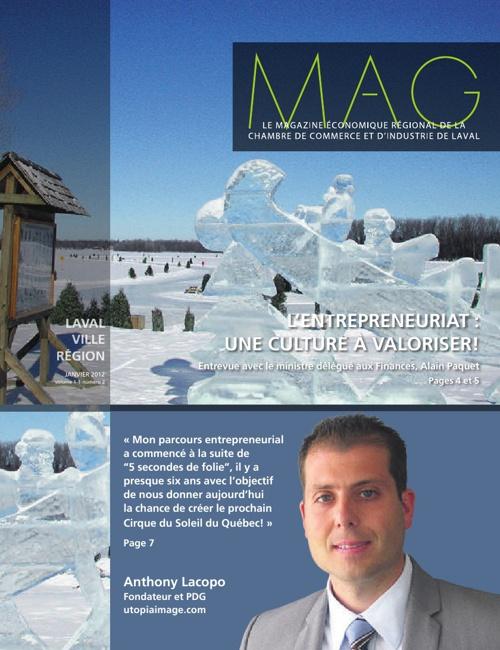 MAG 1.2 - Janvier 2012