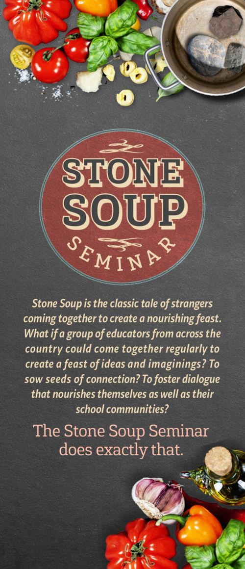 Team Finch Consultants presents Stone Soup Seminar