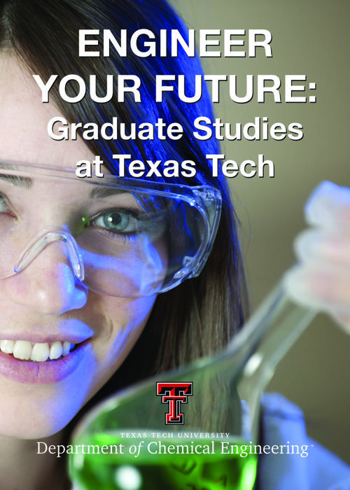 Engineer Your Future: Graduate Studies at Texas Tech