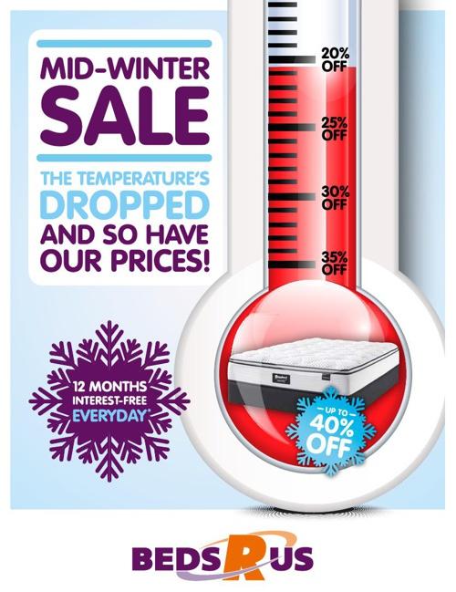 BRU Mid-Winter Sale - July 2014