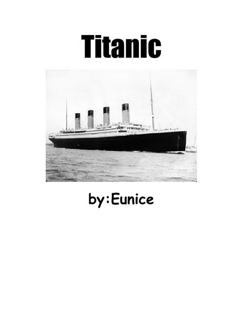 The Titanic - Eunice
