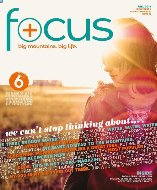 Focus Magazine Fall 2014
