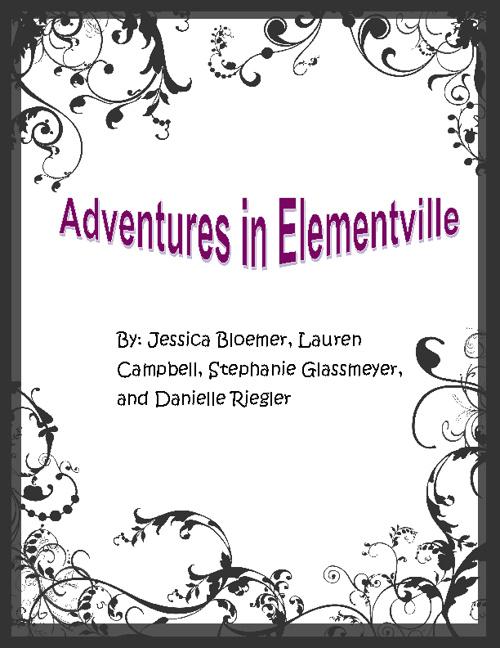 Adventures in Elementville