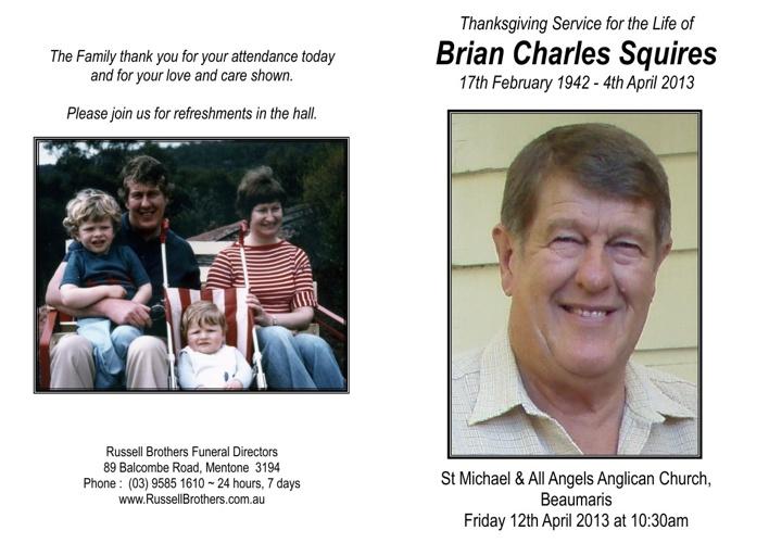 Brian Squires