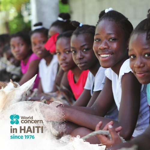 World Concern - In Haiti Since 1976
