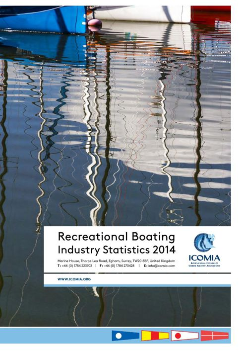 Sample Pages - ICOMIA Recreational Boating Industry Statistics 2