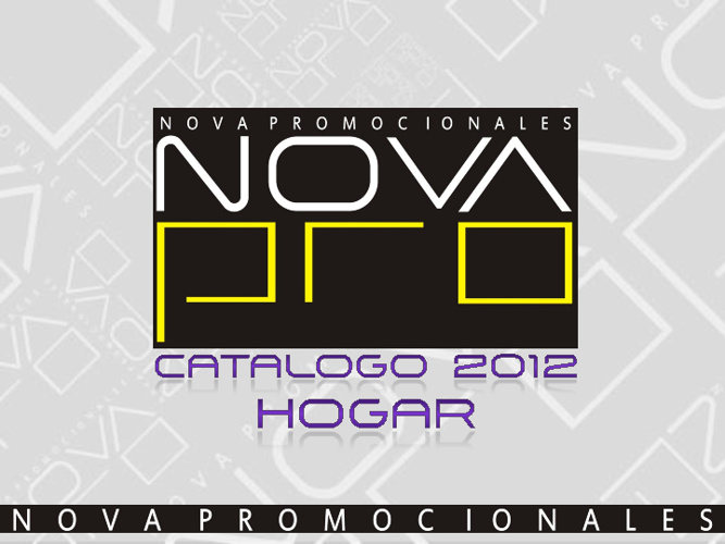 CATALOGO HOGAR