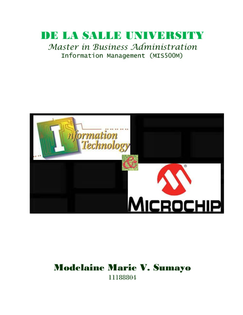 IT and Microchip