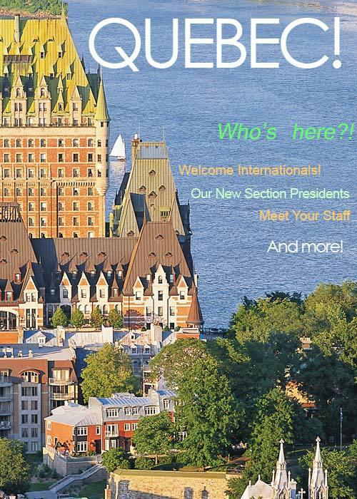 Quebec Welcome Magazine