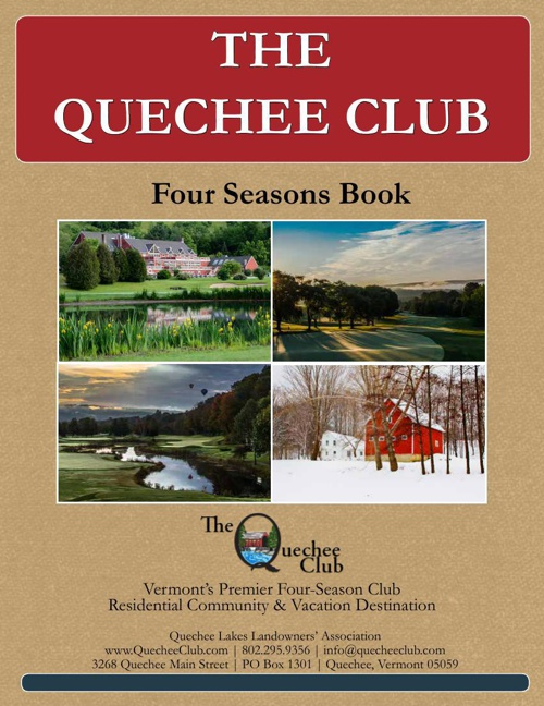 The Quechee Club Four Season Guide 2014-15