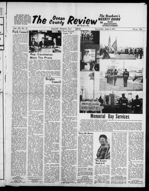 Review June 1971