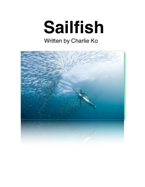 Charlie non-fiction sailfish