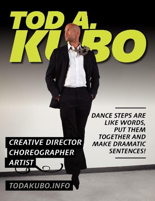 Tod Kubo Pressbook