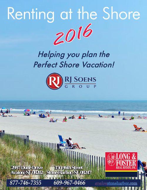 RJ Soens Group Rental Guide