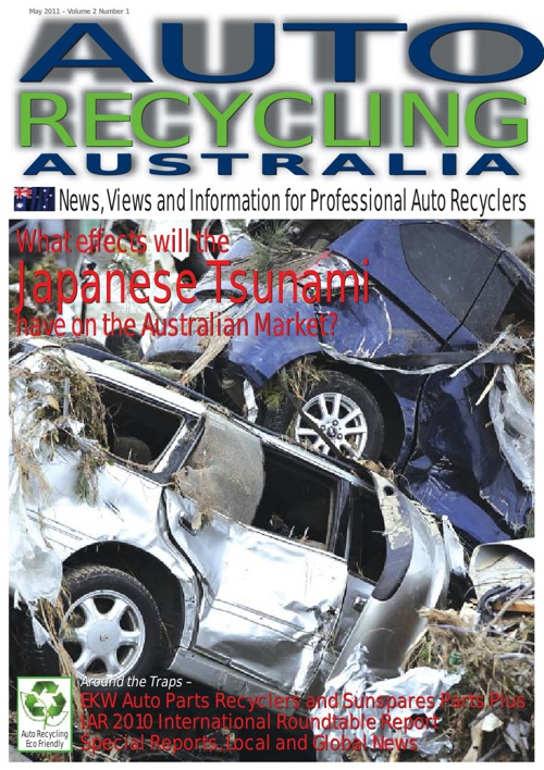 Auto Recycler May 2011 Edition