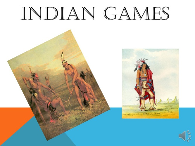 American Indian Games