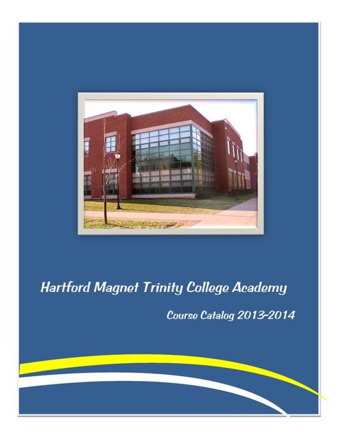 Course Catalog 2013-2014