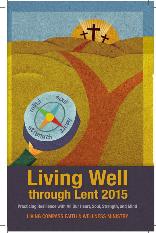 Living Well Through Lent Single Page Format