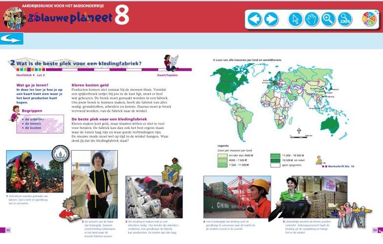 De blauwe planeet hoofdstuk 4 groep 8
