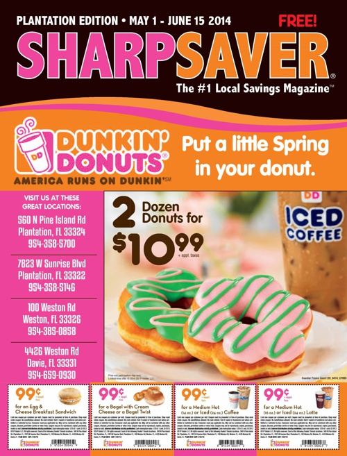 SharpSaver Magazine May -June 2014