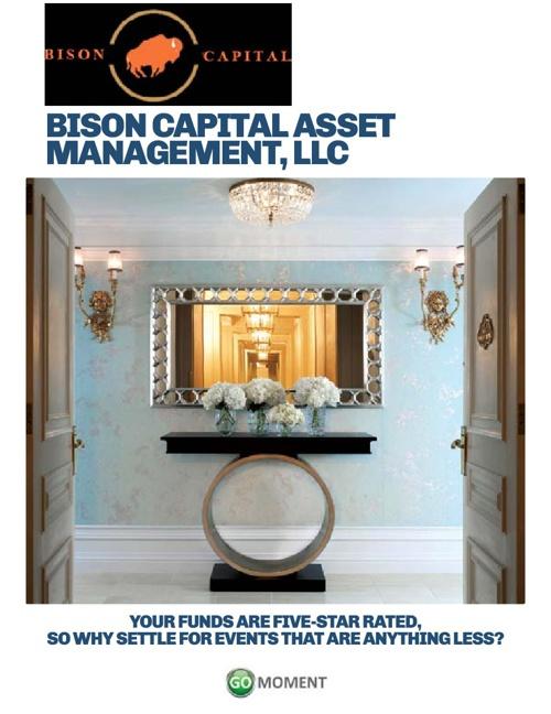 Bison Capital Asset Management, LLC