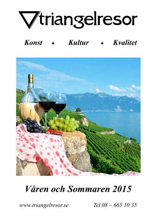 Vår och Sommar 2015 web