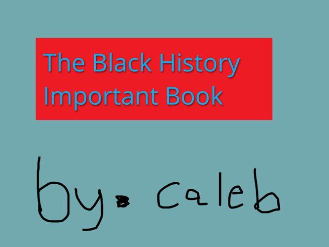 Calebs book