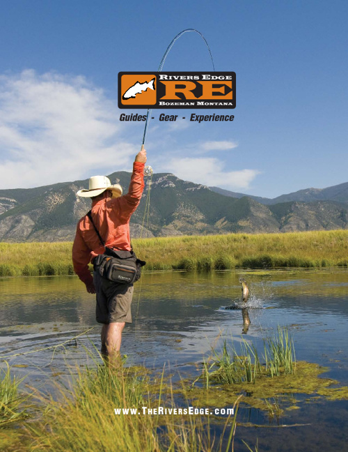 Fishing with The River's Edge Fly Shop