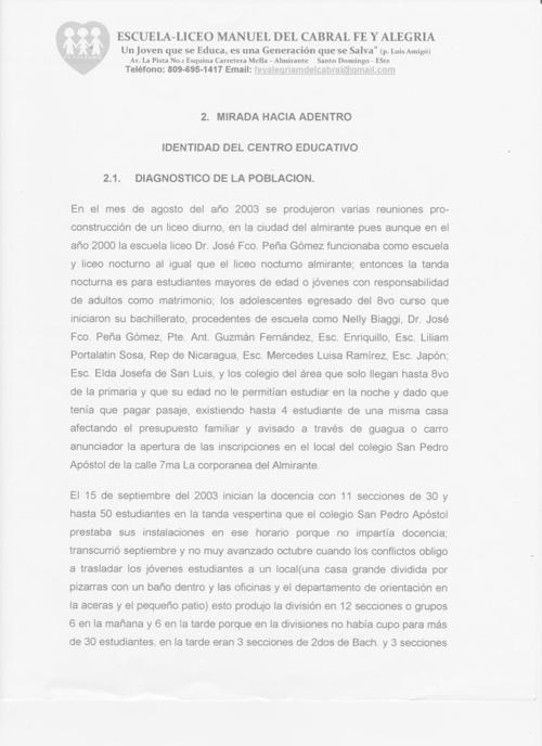 Historia del Manuel