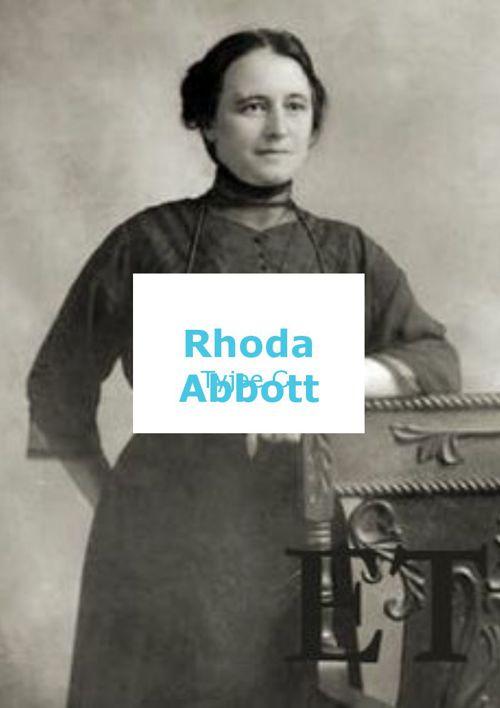 RHoda Abbott