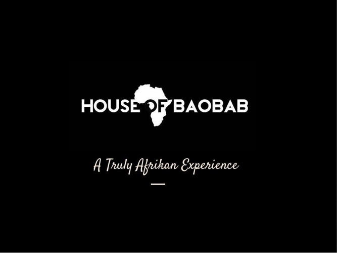 House of Baobab An Afrikan Experience