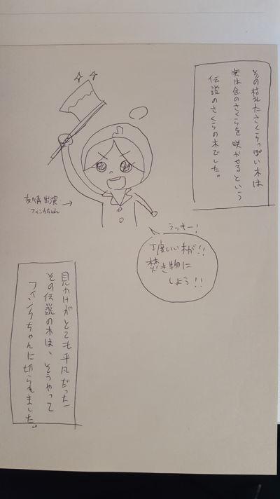 FiNC Manga: TEAM春