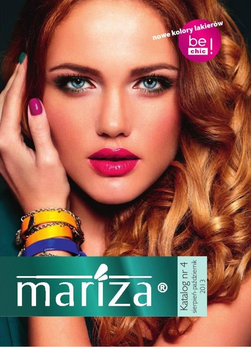 katalog kosmetyków Mariza