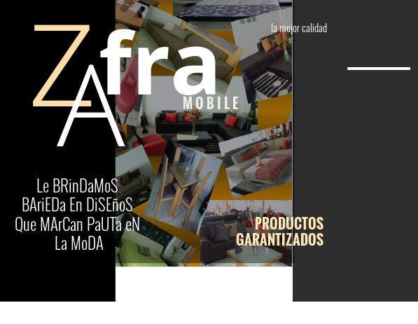 Copy (2) of Zafra Mobile